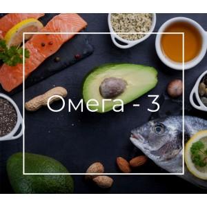 Полиненасыщенные жирные кислоты омега-3