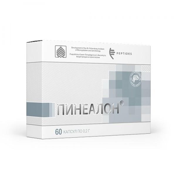 Пинеалон N60  - пептиды мозга