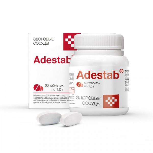 Адестаб - здоровые сосуды