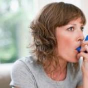 Бронхиальной астма