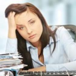 Стресс, синдром хронической усталости