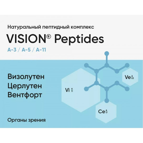 Vision Peptides - для органов зрения