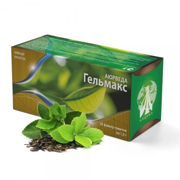 Чайный напиток Гельмакс